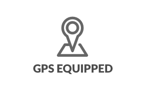 GPS Equipped